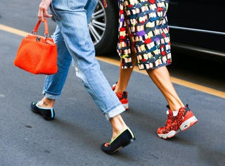运动鞋的穿搭禁忌,小心出丑!