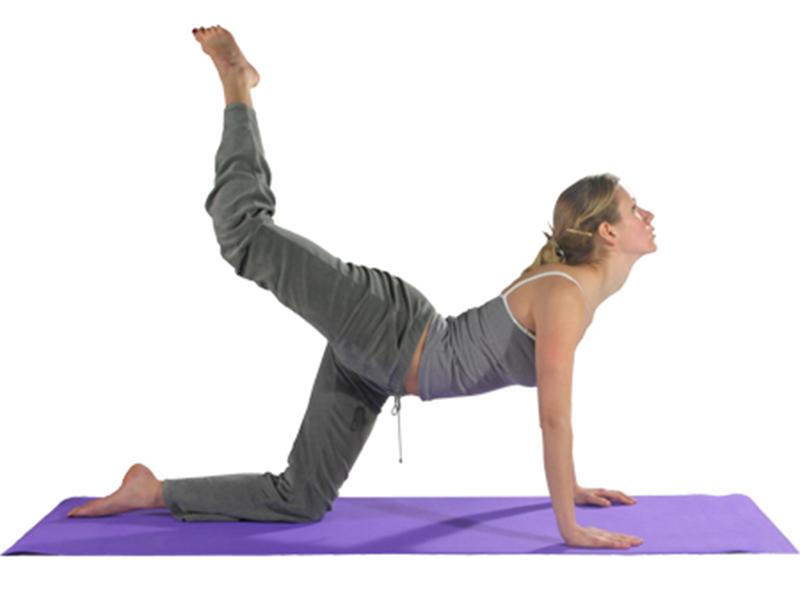 你瘦了丨一个动作测试你的身体灵活性