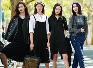 跟着上海时装周街拍客学点穿衣经才是正经事!