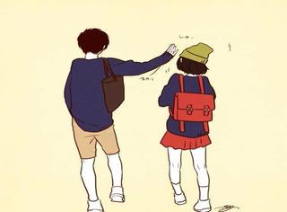 日本人眼中的可爱情侣模式