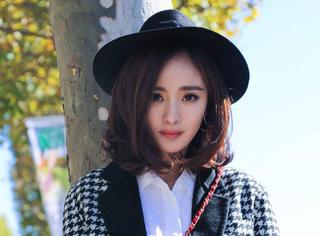 辣妈杨幂越来越美了,逆生长全因留过这些发型!