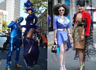 巴黎郊区名媛把上海时装周弄成了上海动漫节