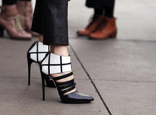 高跟鞋这样穿既美丽脚又不疼,可惜很少人知道!