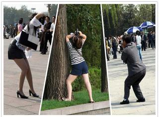 外国人总结的国人拍照姿势竟如此搞笑,然而他们的姿势也很……
