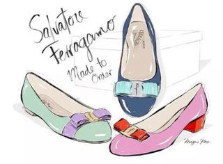有这样一双鞋,还有一只蝴蝶结,让所有女生百搭不厌、念念不忘……