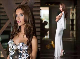 变性美女首次参加西班牙世界小姐比赛,未能如愿夺冠