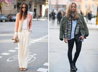 秋季腿粗的女人应该怎么穿?