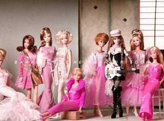 你知道吗!Barbie其实才是时尚界最时髦的Icon!