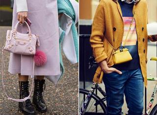 中国女生最爱买的七款包袋