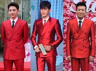 """一件穿了就会""""红""""的魔性西装,张翰孙坚于和伟都穿过"""