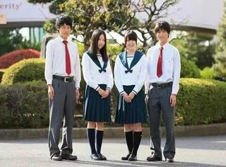 日本人认为这些女高中生校服最可爱
