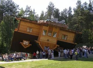 脑洞大开!三观彻底被这些房子颠覆了!
