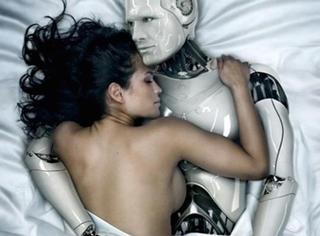 """科学家证实,人类可以跟机器人来一段""""色戒""""式的恋爱!"""
