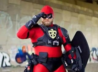 美国现实版超级英雄