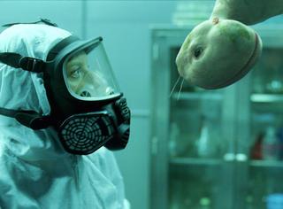重口味图解 | 科学家造出了基因怪物 最后被它强奸而死!