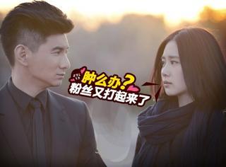 吴奇隆 & 刘诗诗:全世界只有这对夫妻的粉丝从牵手到结婚一直在撕