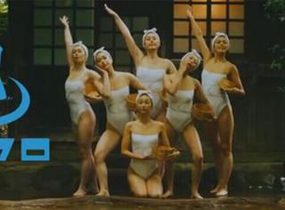 日本的奥运冠军居然在温泉男汤跳舞,他们都看呆了!