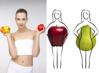 美人制造  香蕉苹果和梨子,你是什么水果身材?