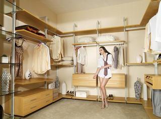 女神的衣柜都是这么收纳的,美爆了!