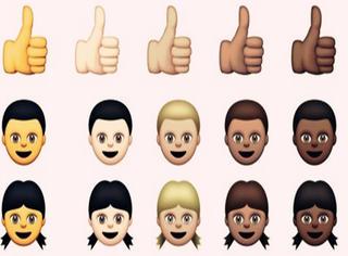9个emoji表情在不同手机上的差异