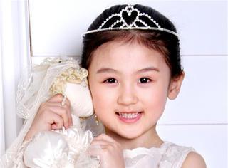 她是最美小童星,要是没长残,翻拍《花千骨》可就是下一个赵丽颖