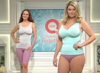 这应该是史上最受欢迎的内衣广告了,只因为模特实在是太...