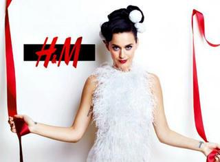 双十一剁完手,水果姐代言的H&M圣诞系列又来捞钱了