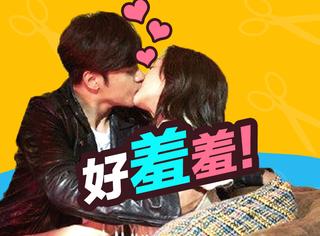 初次见面就拍吻戏、深kiss之后才打招呼,罗志祥你是第一次吧?