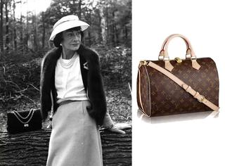 奶奶辈儿经典包款 | 赫本几十年前背过的包包现在还没过时!