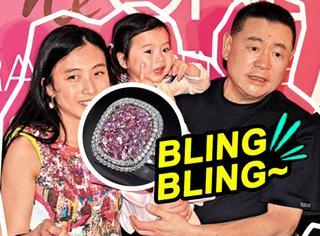 百亿巨壕刘銮雄:用100支爱马仕包砸女明星,买5.9亿巨型钻石送女儿
