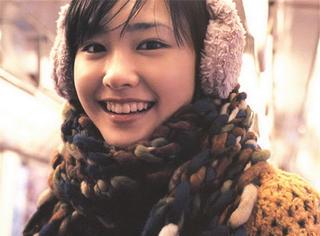 新垣结衣明明27岁了,为什么比17岁的时候更美了!
