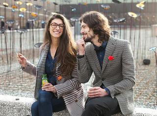 冬天到了,和男朋友一起穿成男友风 |11月潮流速报