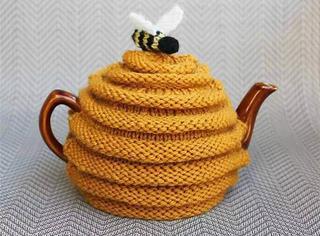 天啦噜,今年穿毛衣最好看的竟然是个茶壶!