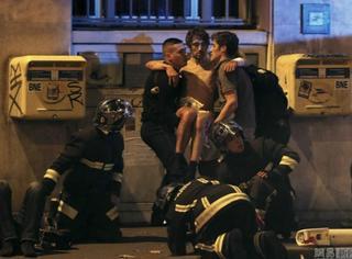 震惊!巴黎发生史上最严重枪击,100名人质遭疯狂屠杀现场血流成河...