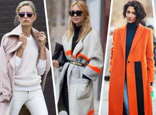 买对一件大衣,可以穿一辈子