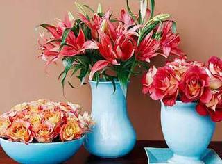 心情up up! 用50种鲜花搭配创意击退明日的周一综合症!