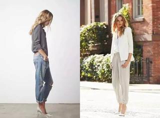 还穿紧身裤就out了,今年流行的是这几种裤子!