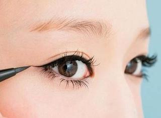 零失误眼线画法,这是你应该掌握的!