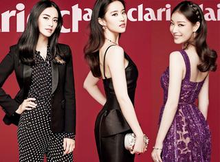 姚晨倪妮刘亦菲,14位女星告诉你她们眼中的中国美