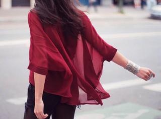 要穿就穿今年最流行的6个颜色,去哪都有回头率!