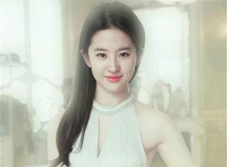 陈金飞的好资源救不了刘亦菲,她自己却靠卖萌努力走出了一条属于自己的路