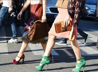 这个秋冬,一定要有一双这样的高跟鞋