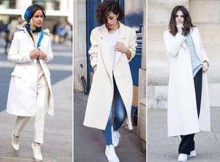 """有一种衣色本源叫""""白大衣"""", 秒变一切女神 or 女神医?"""
