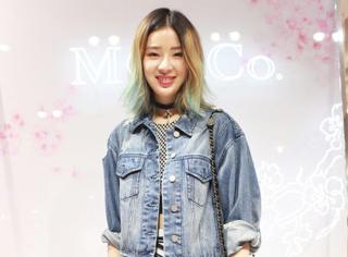 她兔牙小眼又大龄 凭啥能火透韩国时尚圈?