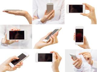 超准!怎么拿手机?暴露了你的各种性格!