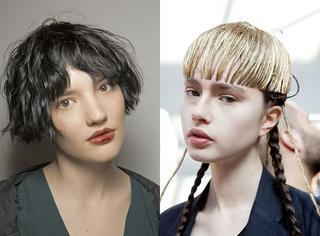 换个新刘海,不用换发型也一样时髦过人!