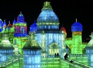 哈尔滨:冰雪幻境的待客美食