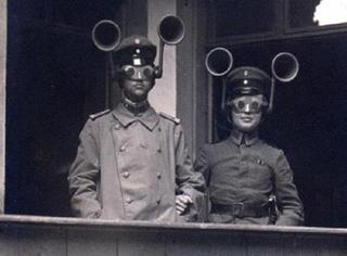 第一次世界大战上的那些奇装异服,真的是来打仗的吗?
