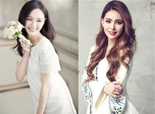 啥?昆凌竟然用唐嫣的照片当微博封面,她俩啥关系?