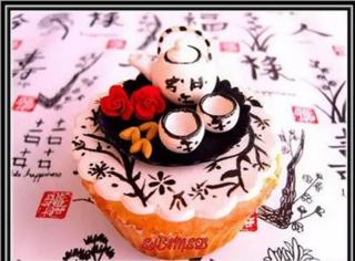这才是中国人应该吃的蛋糕!